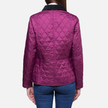 Женская куртка Barbour Prism Quilt Blackcurrant фото- 4