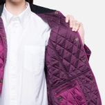Женская куртка Barbour Prism Quilt Blackcurrant фото- 6