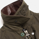 Мужская куртка Barbour x Land Rover Carraw Olive фото- 5
