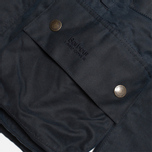 Мужская куртка Barbour x Land Rover Chartner Navy фото- 5