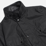 Мужская куртка Barbour x Land Rover Falstone Black фото- 1