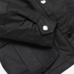 Мужская куртка Barbour x Land Rover Falstone Black фото- 6