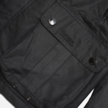 Мужская куртка Barbour x Land Rover Falstone Black фото- 7