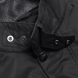 Мужская куртка Barbour x Land Rover Falstone Black фото- 2