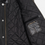 Мужская куртка Barbour x Land Rover Falstone Black фото- 8
