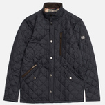 Мужская куртка Barbour x Land Rover Otterdon Navy фото- 0
