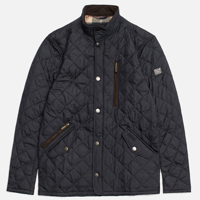 Мужская куртка Barbour x Land Rover Otterdon Navy