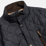 Мужская куртка Barbour x Land Rover Otterdon Navy фото- 1
