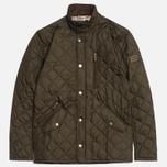 Мужская куртка Barbour x Land Rover Otterdon Olive фото- 0