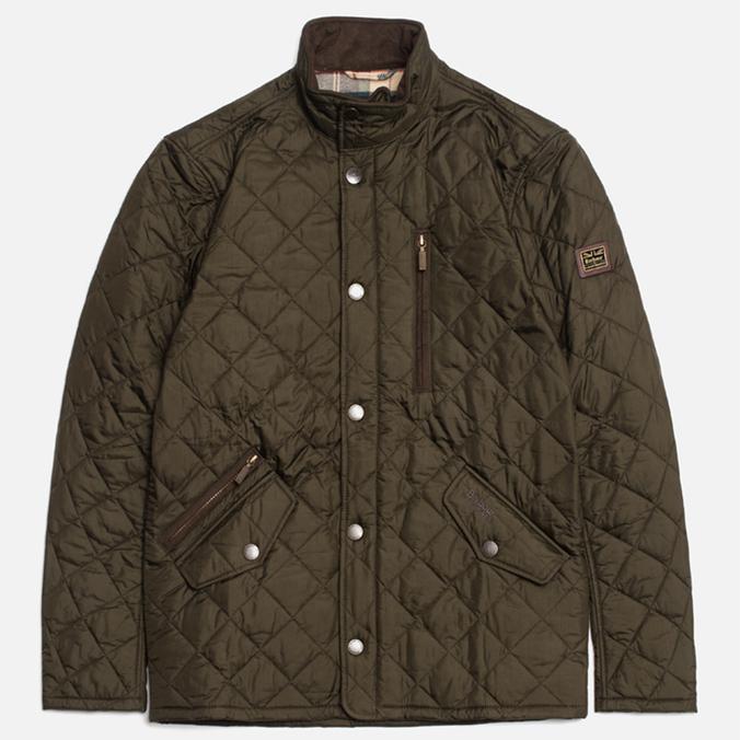 Мужская куртка Barbour x Land Rover Otterdon Olive