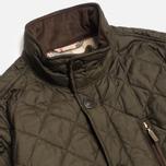 Мужская куртка Barbour x Land Rover Otterdon Olive фото- 1