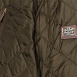 Мужская куртка Barbour x Land Rover Otterdon Olive фото- 3
