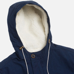 Мужская куртка Bleu De Paname Gabardine Denim Indigo фото- 1