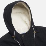 Мужская куртка Bleu De Paname Gabardine Denim Noir фото- 1