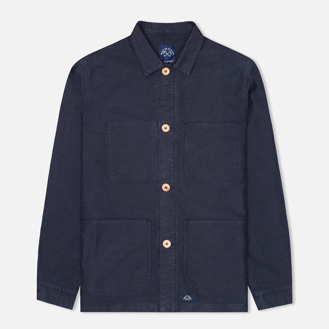 Мужская куртка Bleu De Paname Veste De Comptoir Bleu Nuit