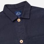 Мужская куртка Bleu De Paname Veste De Comptoir Bleu Nuit фото- 1