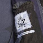 Мужская куртка C.P. Company Camo Goggle Navy/Blue фото- 8