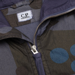 Мужская куртка C.P. Company Camo Goggle Navy/Blue фото- 3
