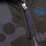 Мужская куртка C.P. Company Camo Goggle Navy/Blue фото- 4