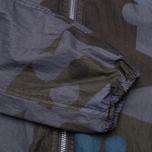 Мужская куртка C.P. Company Camo Goggle Navy/Blue фото- 6