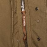 Мужская куртка C.P. Company Microfiber Mille Miglia Brown фото- 9