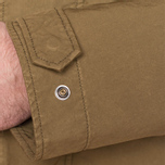 Мужская куртка C.P. Company Microfiber Mille Miglia Brown фото- 11