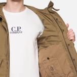 Мужская куртка C.P. Company Microfiber Mille Miglia Brown фото- 12