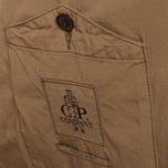 Мужская куртка C.P. Company Microfiber Mille Miglia Brown фото- 13