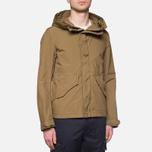 Мужская куртка C.P. Company Microfiber Mille Miglia Brown фото- 0