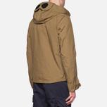Мужская куртка C.P. Company Microfiber Mille Miglia Brown фото- 2
