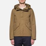 Мужская куртка C.P. Company Microfiber Mille Miglia Brown фото- 14