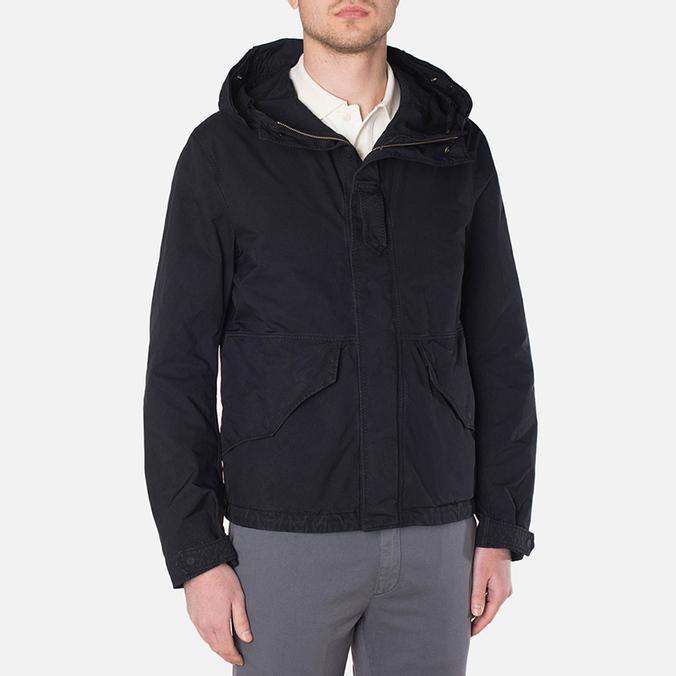 Мужская куртка C.P. Company Microfiber Mille Miglia Dark Navy