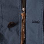 Мужская куртка C.P. Company Microfiber Watchviewer Blazer Navy фото- 7