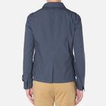 Мужская куртка C.P. Company Microfiber Watchviewer Blazer Navy фото- 3