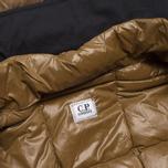 Мужская куртка C.P. Company MICROREPS 60/40 Fur Hood Parka Navy фото- 8
