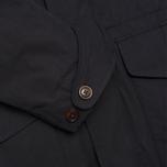 Мужская куртка C.P. Company MICROREPS 60/40 Fur Hood Parka Navy фото- 5