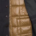 Мужская куртка C.P. Company MICROREPS 60/40 Fur Hood Parka Navy фото- 6