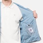 Мужская куртка C.P. Company Mille Miglia Cropped Blue/Navy Dot фото- 8