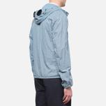 Мужская куртка C.P. Company Mille Miglia Cropped Blue/Navy Dot фото- 2