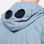 Мужская куртка C.P. Company Mille Miglia Cropped Blue/Navy Dot фото- 6