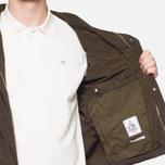 Мужская куртка C.P. Company Mille Miglia Сropped Multi Pocket Olive фото- 11