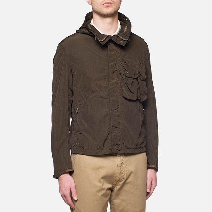 Мужская куртка C.P. Company Mille Miglia Сropped Multi Pocket Olive