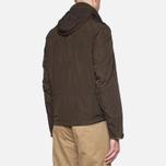 Мужская куртка C.P. Company Mille Miglia Сropped Multi Pocket Olive фото- 2