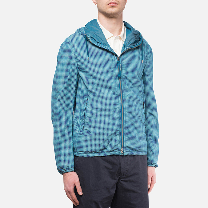 C.P. Company Mille Miglia Cropped Turquoise