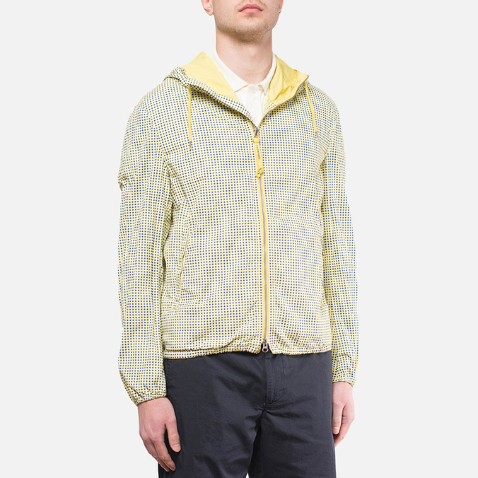 C.P. Company Mille Miglia Cropped Yellow/Navy