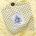 Мужская куртка C.P. Company Mille Miglia Cropped Yellow/Navy/White Dot фото- 8
