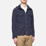 Мужская куртка C.P. Company Mille Miglia Field Jacket Navy фото- 0
