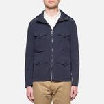 Мужская куртка C.P. Company Mille Miglia Field Jacket Navy фото- 12