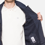 C.P. Company Mille Miglia Garment Dyed Navy photo- 9