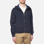 Мужская куртка C.P. Company Mille Miglia Garment Dyed Navy фото- 0